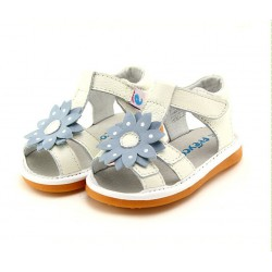 Kožené sandále Freycoo