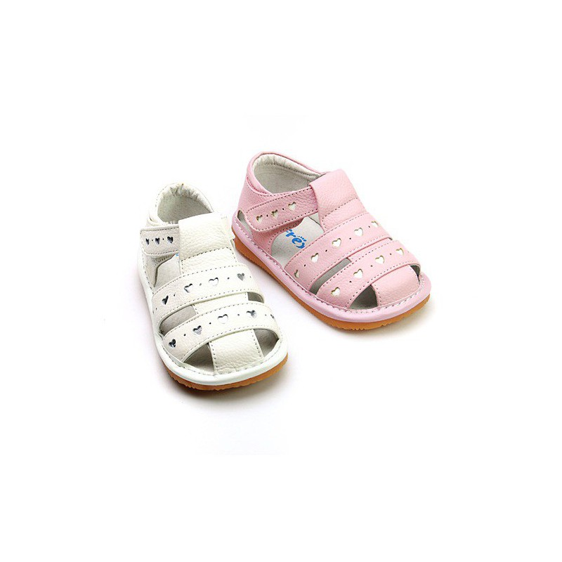 7d39e12406 ... Kožené sandále Freycoo - Molly